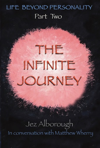 The Infinite Journey Cover